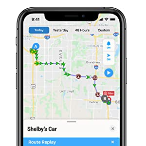 MOTOsafety GPS benefits