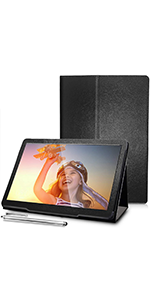 10 inch tablet with case