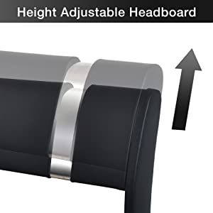 adjustable headboard