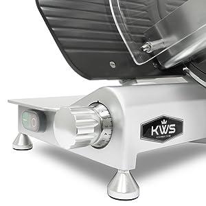 KWS MS-10ET Side Detail