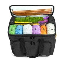 Stockage pour fil de laine avec Pochettes