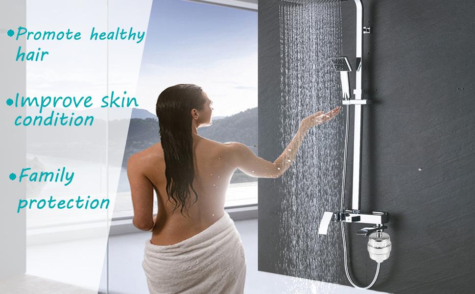 shower head filter