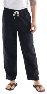 mens womens cotton casual summer beach cargo sweatpants workout pajama yoga pants with pockets