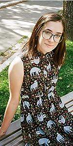 sloth shirt dress