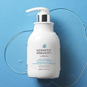 Kosmetic Immunity by JKosmmune's Scalp Renewal Treatment amp; Shampoo
