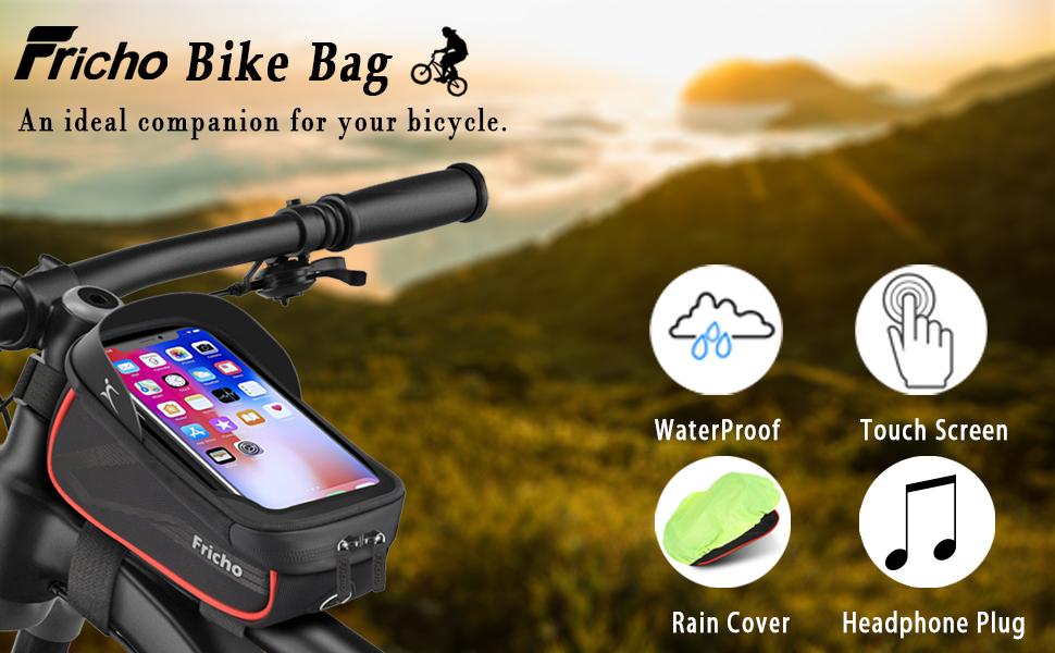 Fricho bike bag