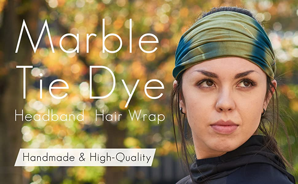 tie dye tye dei hair accessorie accessory for women men dreadlock dread cap hair dry style tube