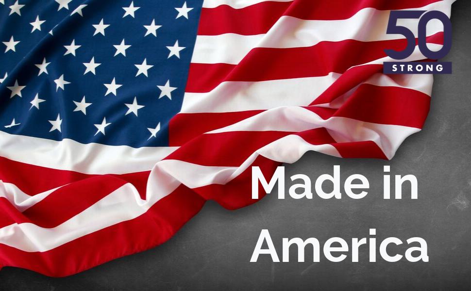 USA Made America United States American import imported Ohio