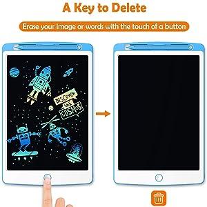 A key to delete