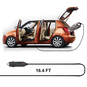 16.4FT long power cord