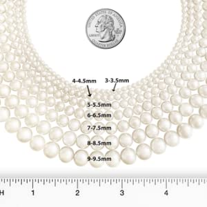 romance jyx engagement sweet 16 grad commencement jiayipearl bead shell pearl cultured 3 4 5 6 7 8 9