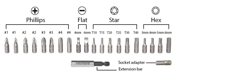 torque screwdriver
