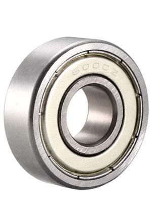 6000ZZ 10x26x8 Shielded 10mm//26mm//8mm 6000Z Deep Groove Radial Ball Bearings