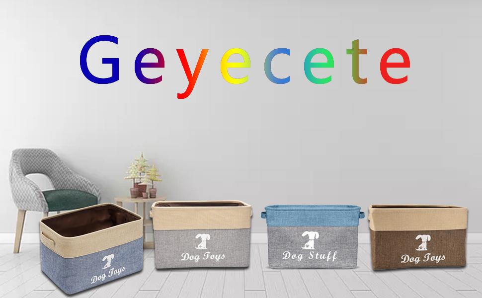 dog food storage container dog toy storage dog toy bin dog basket for toys