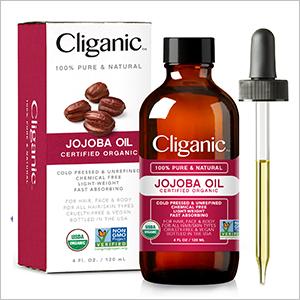 Cliganic Jojoba Oil