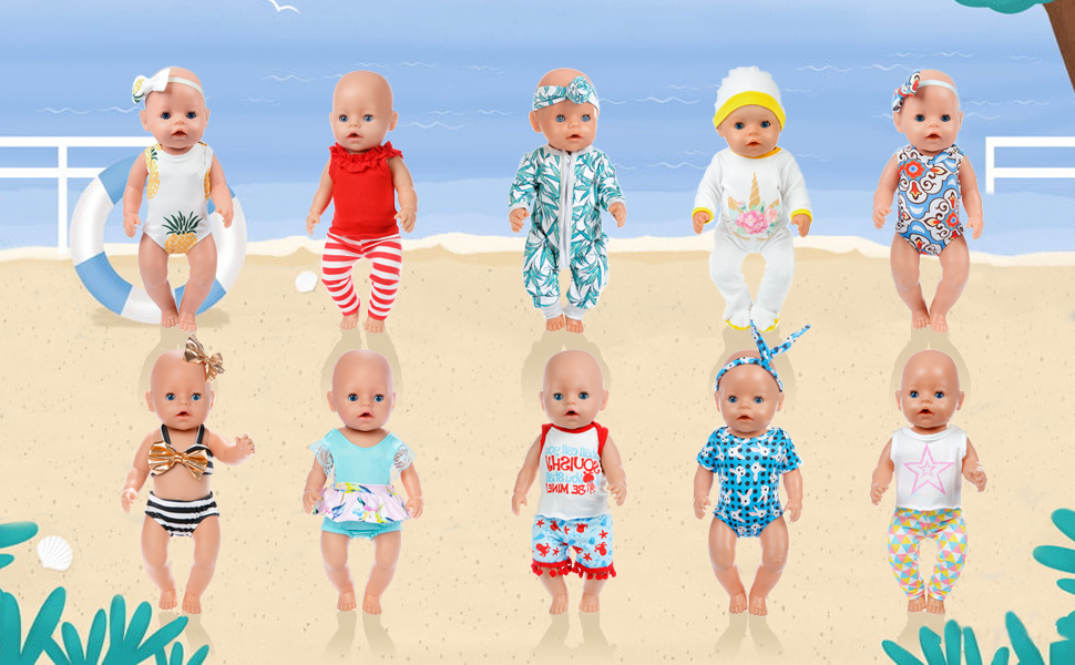 baby doll clothes baby doll outfits bitty baby doll clothes
