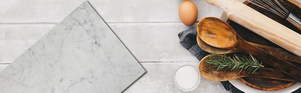 carrara white marble cutting board pastry board