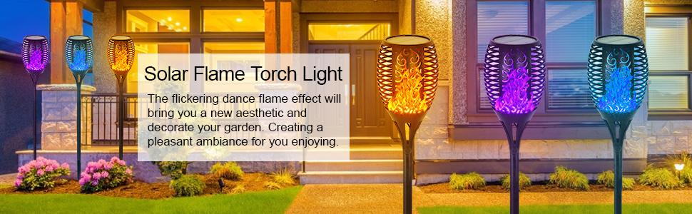 Powstro Luces de linterna solar Linterna de jard/ín decorativa al aire libre IP 44 Luces solares LED impermeables L/ámpara cil/índrica de metal Sombra de /árbol Luz nocturna para patio Patio al aire libre