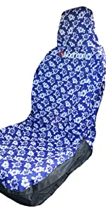 Northcore Waterproof Surf Double Van Seat Cover