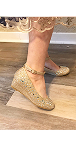girls wedge shoes