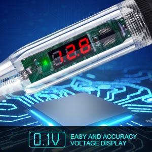 12v test light