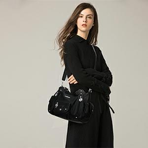 Woman Hobo Handbag