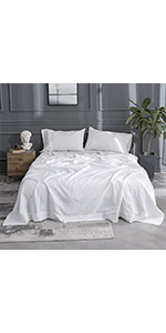 linen cotton sheet set