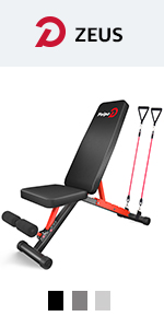 pelpo, adjustable weight bench, foldable, home gym partner, workout, bench press