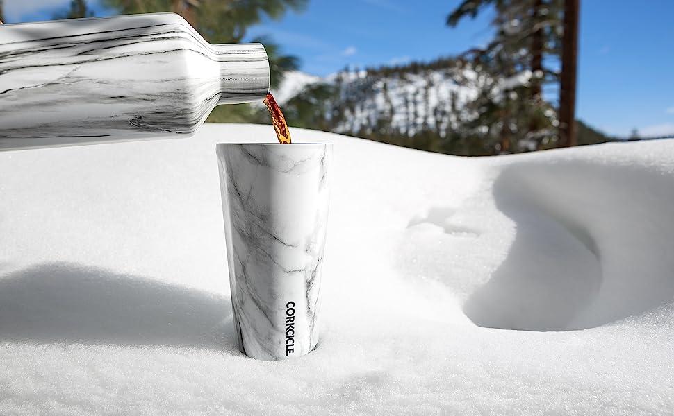 thermos canteen mug