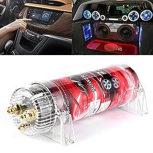 2 Farad Car Audio Power Capacitor