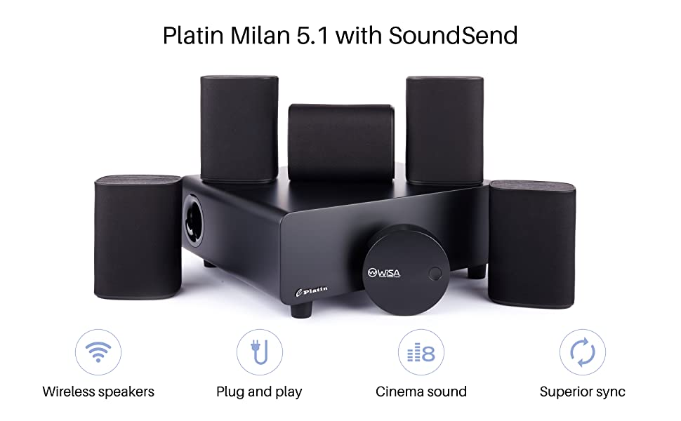 Platin Milan 5.1 with SoundSend family image