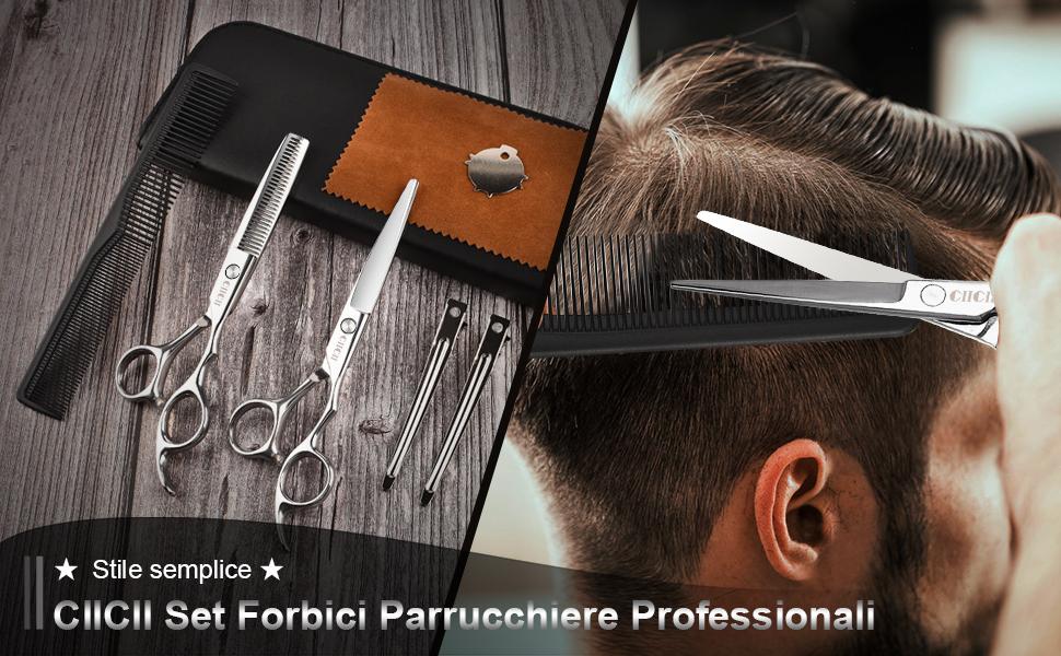 Forbici Parrucchiere Professionali