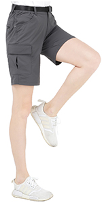 135 women's shorts with pockets