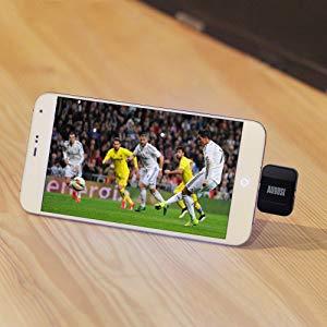 August Sintonizador TDT HD Micro USB DVB-T305: Amazon.es: Electrónica
