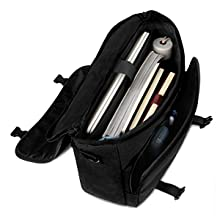 Main Pocket with Padded Laptop Compartment(up for 15.6inch laptop)
