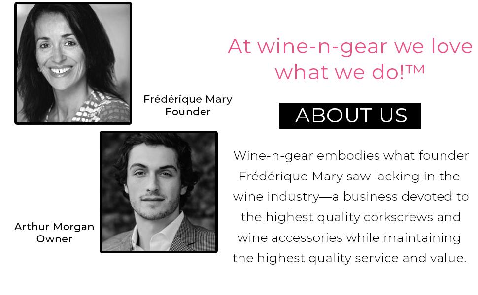Wine-N-Gear - Prestige - Coutale Sommelier