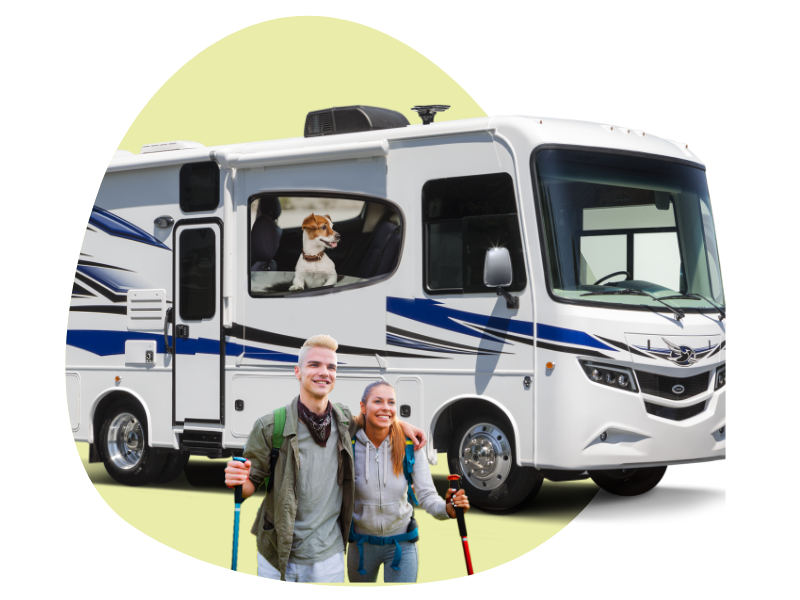 Dog Safety risks when traveling by RV !