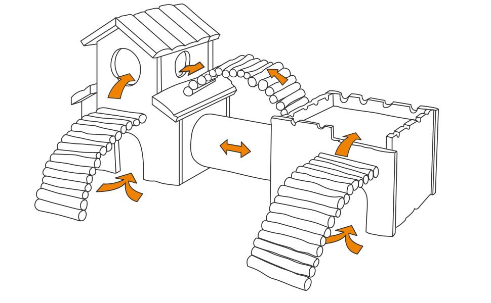 Hamster Living System