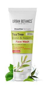 Urban Botanics Face wash