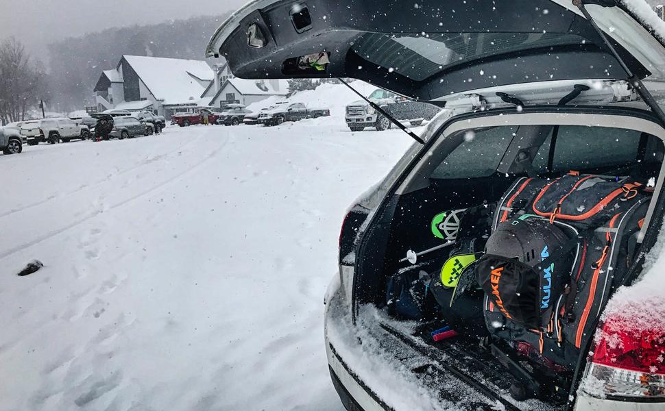 boot trekker ski boot backpack