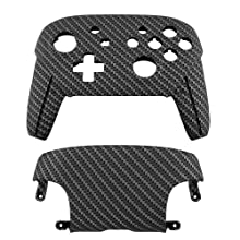 Faceplate and Backplate for NS Switch Pro Controller