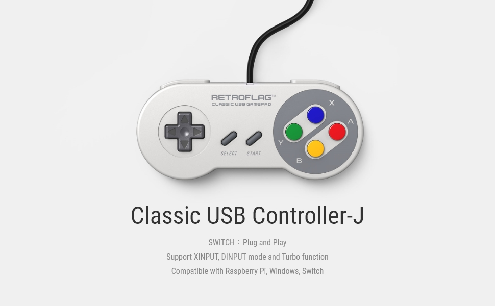 Retroflag Classic USB Controller