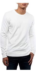 Men's Sweater Crew Neck
