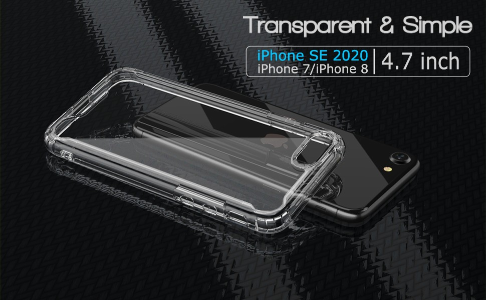 iPhone SE 2020 Case 4.7 inch