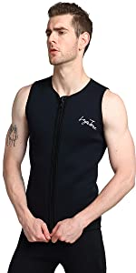 wetsuit vest women men neoprene suit wetsuits men women