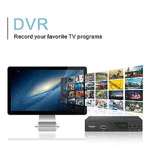 dvr digital video recording