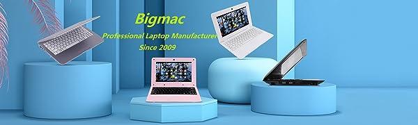 Bigmac laptop