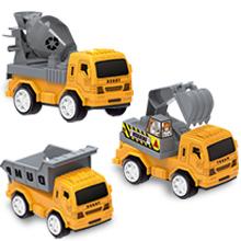 Construction cars