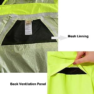 Back Ventilation System