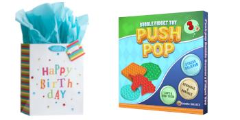 push pop bubble sensory fidget toy fidgeting